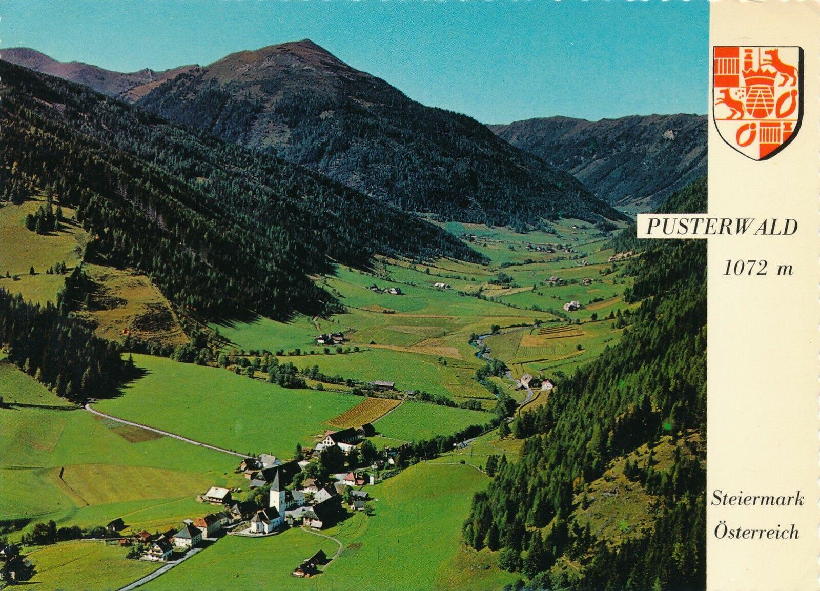 Geschichte der Gemeinde Puster...
